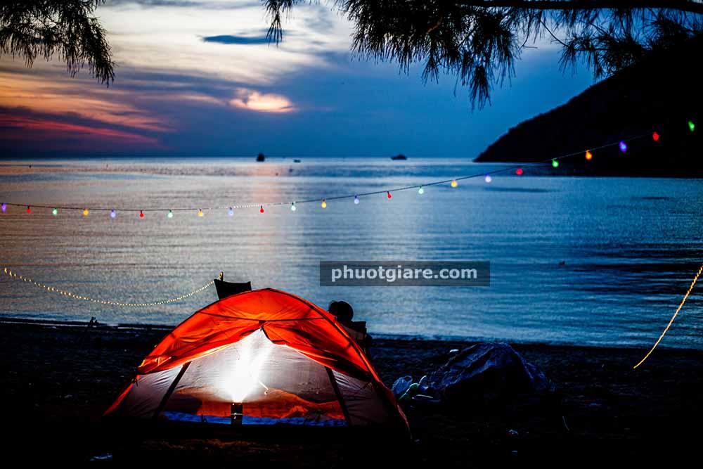 vịnh Vĩnh Hy – bãi cắm trại ven biển đẹp nhất Việt Nam