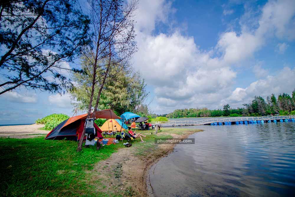 Xuyên Mộc – bãi cắm trại đẹp nhất ở BR-VT